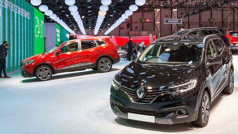 2016 renault kadjar x mod kadjar bose revealed car reviews new car pictures for 2018 2019. Black Bedroom Furniture Sets. Home Design Ideas