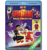 LEGO DC: SHAZAM! MAGIA Y MONSTRUOS (2020) FULL 1080P HD MKV ESPAÑOL LATINO