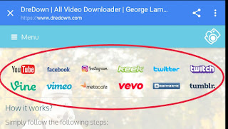 2 Cara Download (menyimpan) Video YouTube, Instagram, Facebook, Twitter ke Galeri melalui HP Android 3