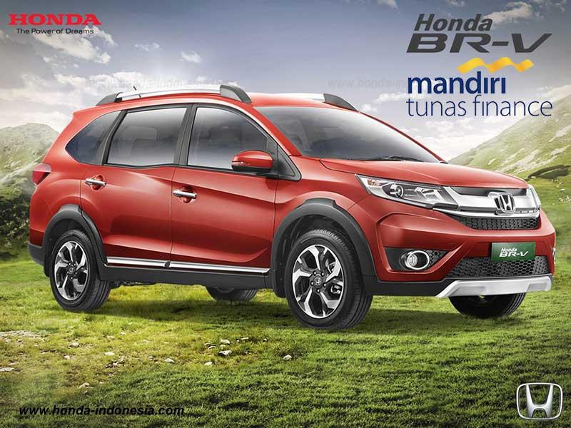 Simulasi Paket Kredit Mobil Honda BRV Bandung