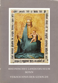 Rheinisches Landesmuseum in Bonn: Verzeichnis der Gemälde. Köln, Graz 1959