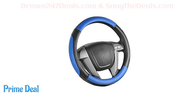 20%OFF SEG Direct Car Steering Wheel Cover Small-Size for Prius Civic Model 3