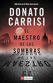 El maestro de las sombras- Donato Carrisi