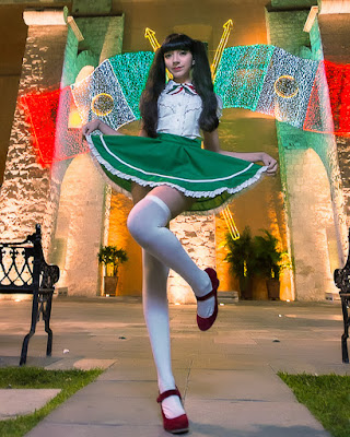 Zettai ryōiki paha mulus indah dan manis kaos kaki putih