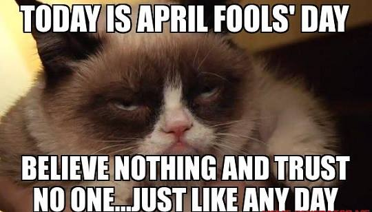 April Fool's Day Pictures