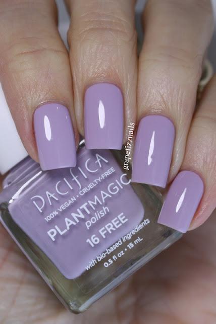 Pacifica Plant Magic Polish Lavender Moon