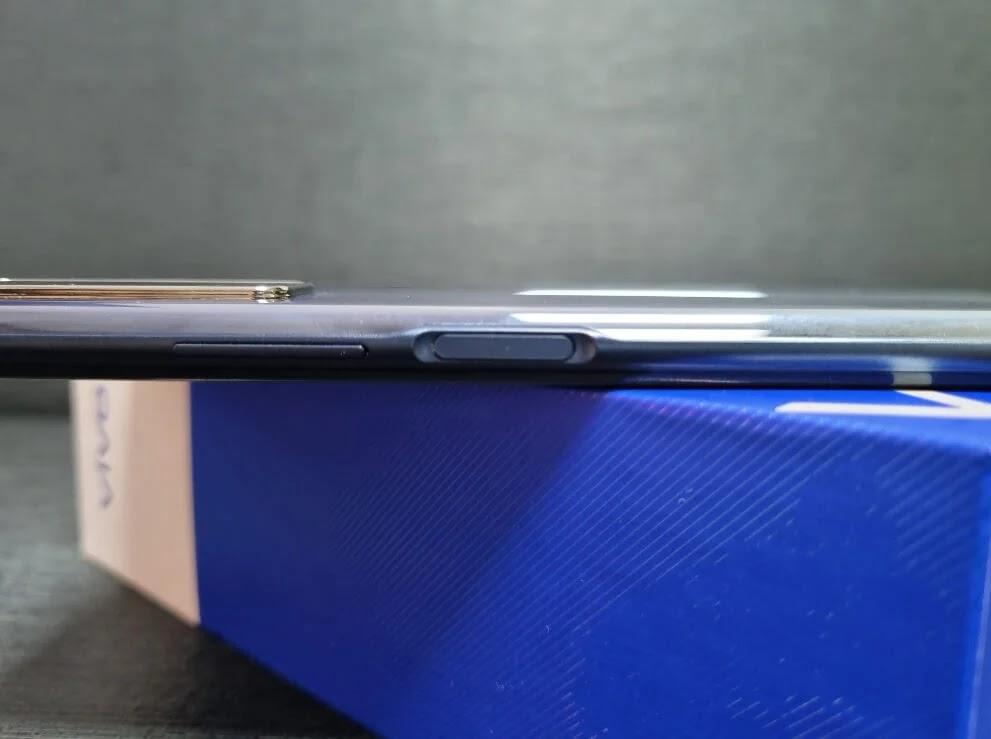 vivo Y31 Side-Mounted Fingerprint Sensor