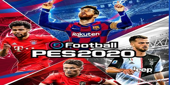 eFootball Pro Evolution Soccer PES 2020 PC Game