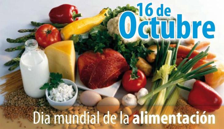 Compartiendo Mi Opinion Hoy 16 De Octubre Se Celebra El Dia Mundial De La Alimentacion
