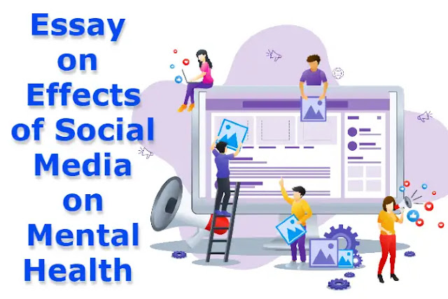 Effects of Social Media on Mental Health
