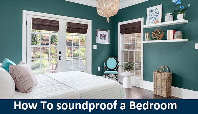 How to soundproof a Bedroom From Outside Noise