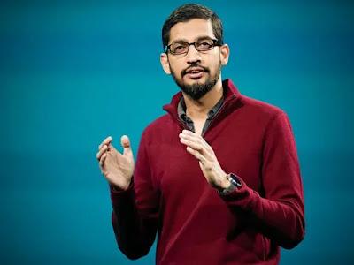 CEO of Google