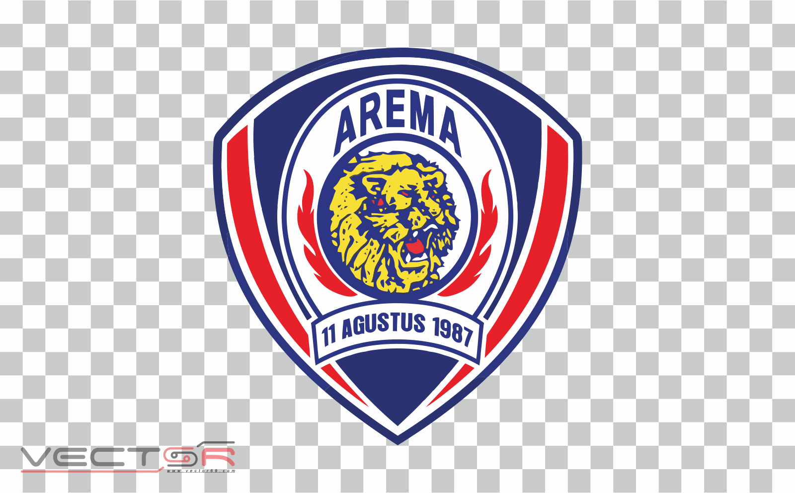 Arema Cronus (2013) Logo - Download .PNG (Portable Network Graphics) Transparent Images