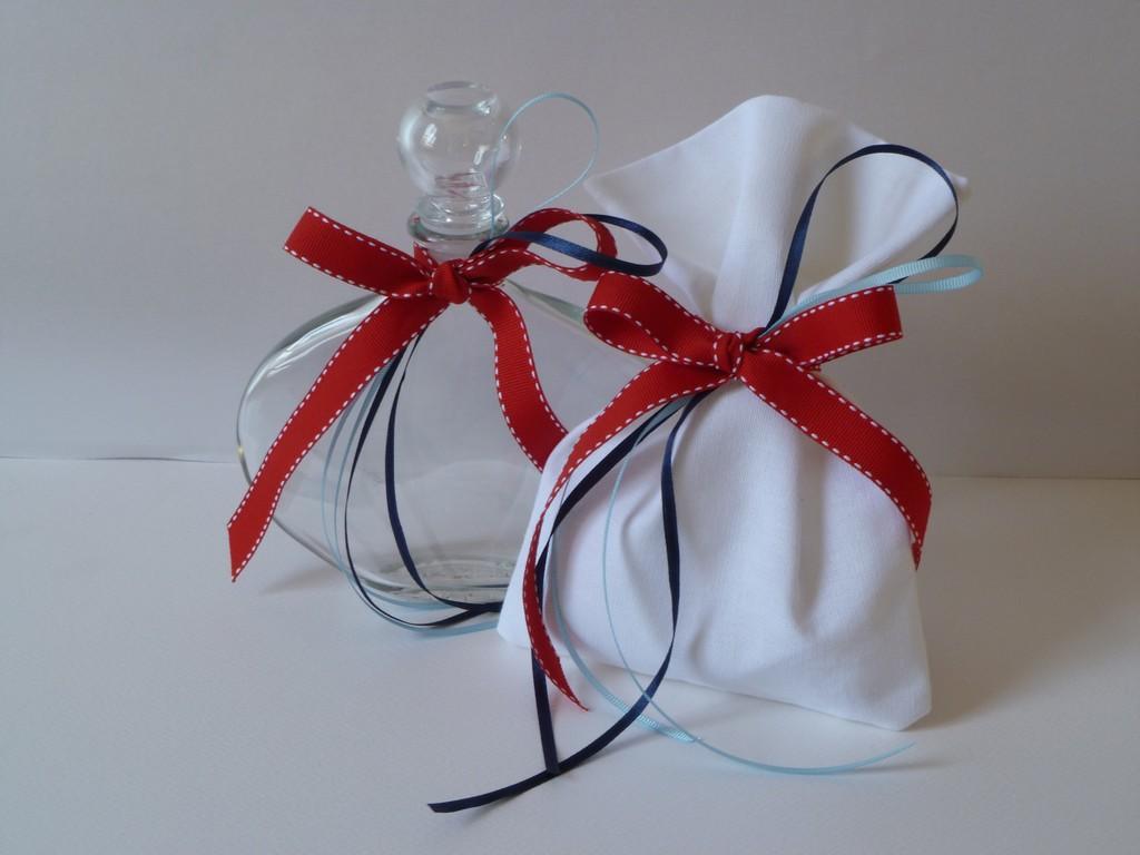 στολισμένο μπουκαλάκι σαπουνάκι βάπτισης