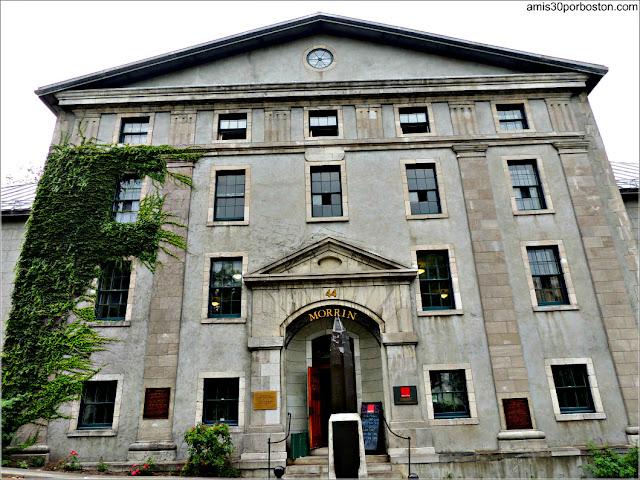 Centro Morrin, Quebec
