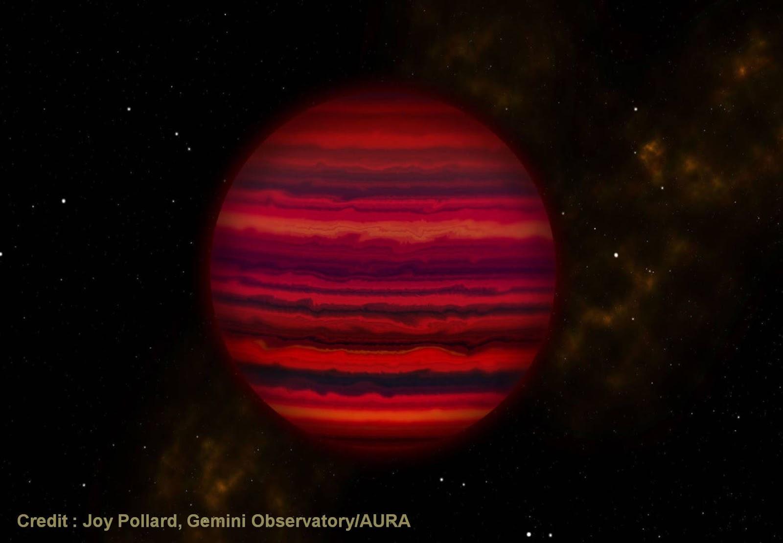 اكتشاف أول سحابة بخار ماء خارج المجموعة الشمسية