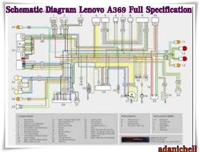 Schematic Diagram Lenovo A369 Full Specification