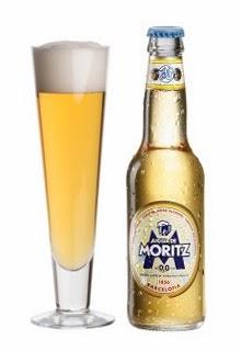 """Agua de Moritz"" (o Aigua de Moritz), una cerveza 0,0%"