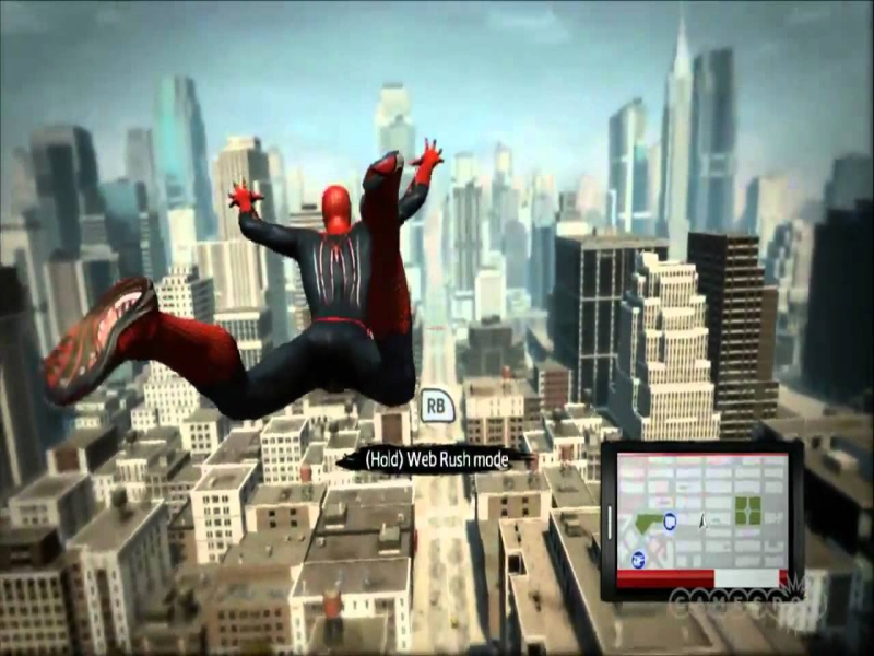 The Amazing Spider-Man 1 PC Game Free Download