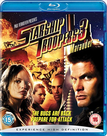 Starship Troopers 3 Marauder 2008 Dual Audio Hindi 480p BluRay 300mb