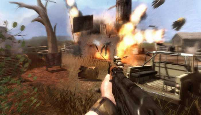 Download Far Cry 2 Game For PC Highly Compressed