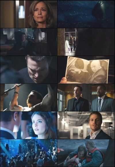 Arrow S01 Episode 1st To 6th Hindi HDTV 150mb