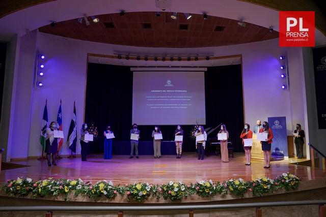 USS: Egresados recibieron su título profesional