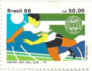 Selo Coritiba Foot Ball Club