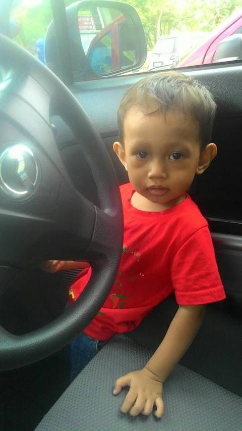 Adik Rayyan 3 Tahun 6 Bulan