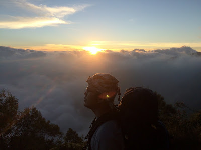 Firman With Sunset View Gn. Prau