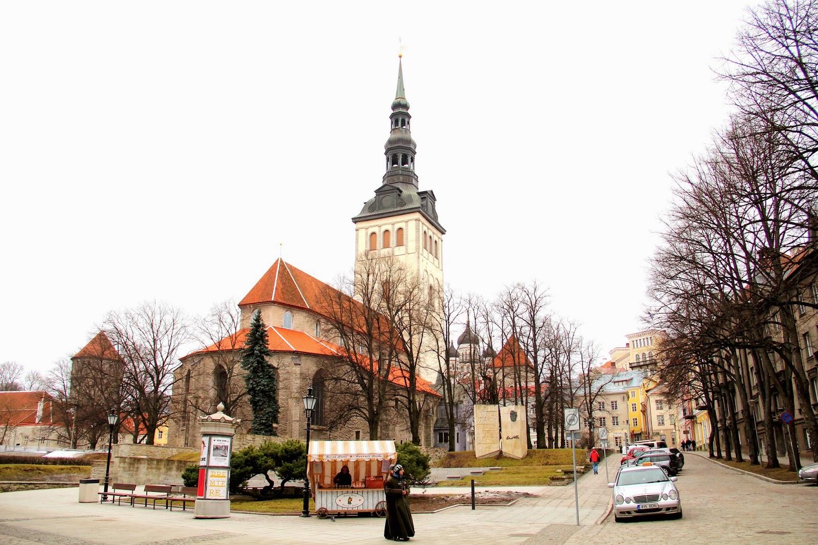 St. Nicholas' Church Tallinn