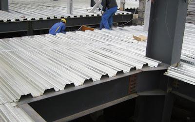 Toko Baja Ringan Kudus Pasang Dak Bondek Metal Decking Mashpeecommons Com