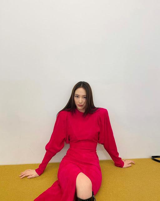 Krystal Instagram Pictures