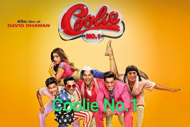 Coolie No.1 full Movie Download and Watch Online Coolie no.1 full movie review