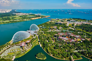 Best Cheap Honeymoon Destinations in Asia singapore