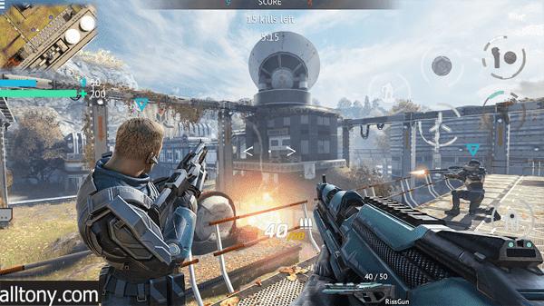 تحميل لعبة Infinity Ops: Online للأيفون والأندرويد XAPK