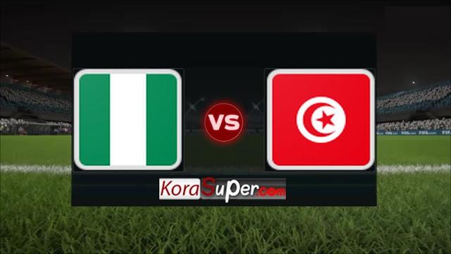 مشاهدة تونس ونيجيريا 17-07-2019