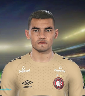 PES 2019 Faces Santos by Lucas Facemaker
