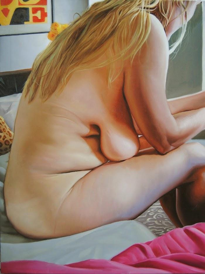 Реалистичные картины. Daniel Garcia