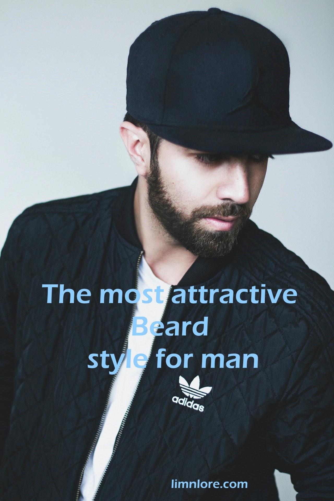 Heavy Stubble beard style attractive facts How to get it