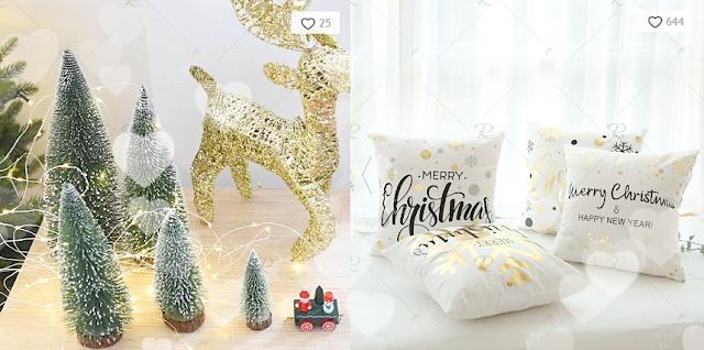 Christmas Decoration Rosegal