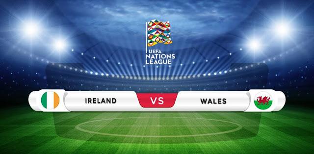 Republic of Ireland vs Wales – Highlights