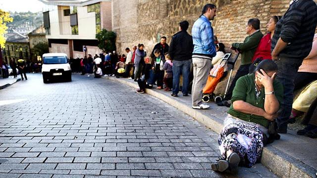 España, emergencia social,