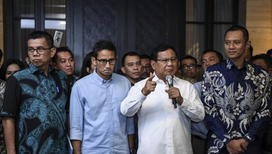 Jelang Sidang di MK, Koalisi Prabowo Bubar Jalan?