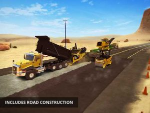 Image Game Construction Simulator Apk Mod