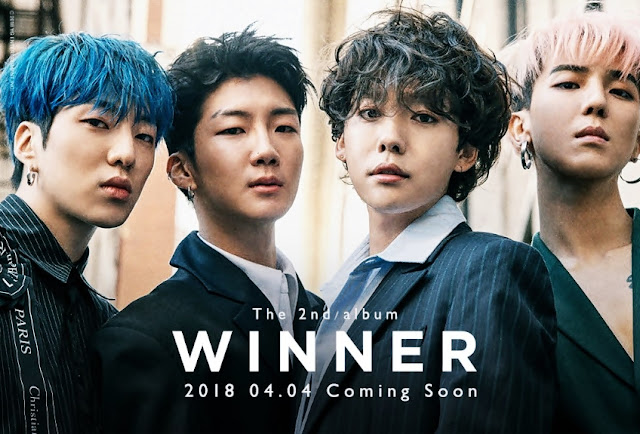 Comeback ' Everyday ' Winner - Album Everyd4y