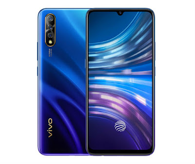 Vivo s1 display and design