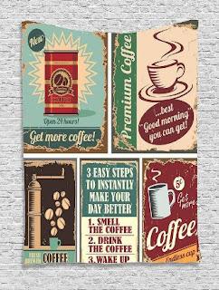 Plakate zur Dekoration