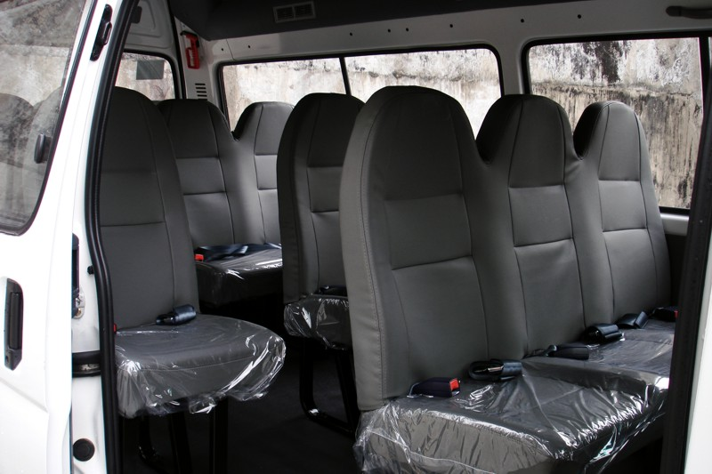 Comfortable Seating Position Car