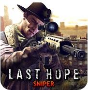 Download Last Hope Sniper – Zombie War Mod Apk For Android V1.4